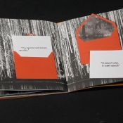 Hand-made Booklet Interior